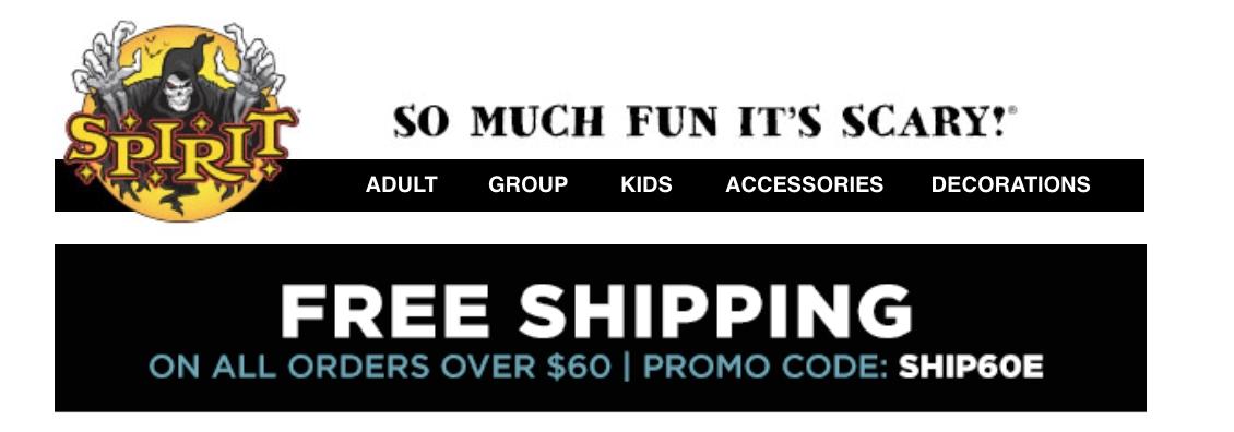 image relating to Spirit Halloween Printable Coupon known as Spirit halloween coupon codes canada / Crocs canada discount coupons 2018
