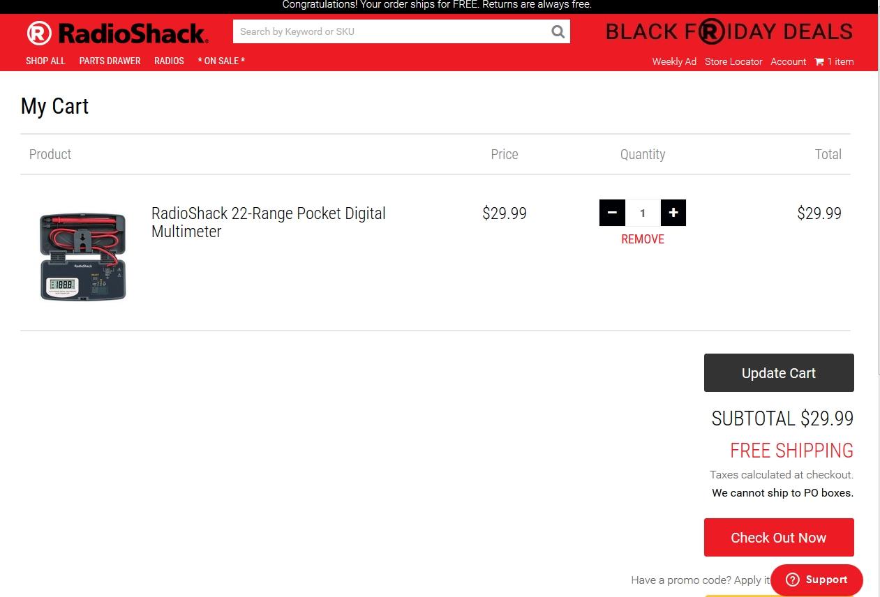10 off 20 radio shack printable coupon