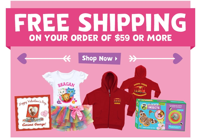 ShopPBS Coupons & Free Shipping Codes. Register with Shop PBS before you order and receive $2 shipping plus $15 off your order. Normally, however, Shop PBS free shipping is also available for purchases of $ or more via Standard Ground.