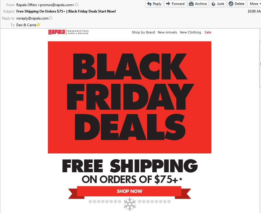 Rapala Coupon Code - 10PROMOPRO. Rapala Coupon Code - 10PROMOPRO is valid only for a limited time. Please hurry up to get this code and give yourself a chance to gain great discount when you make purchases at Rapala. MORE+.