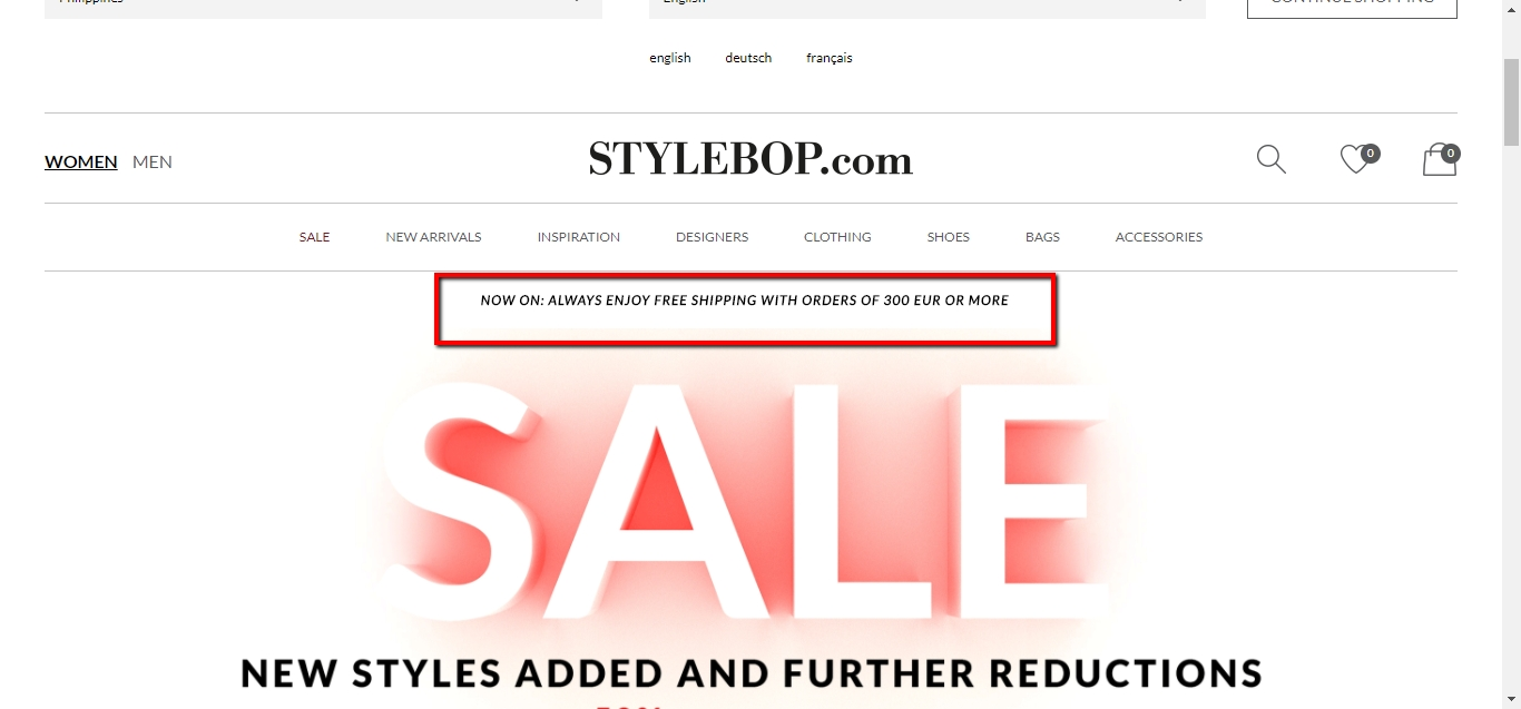 Stylebop coupon code