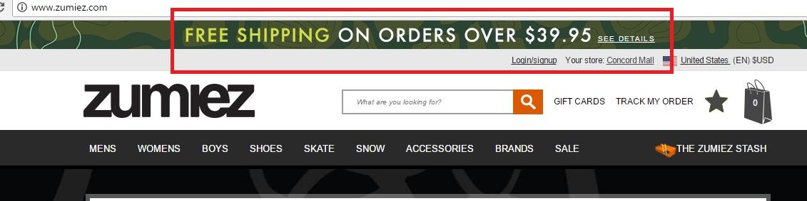 Zumiez coupon code 10 off