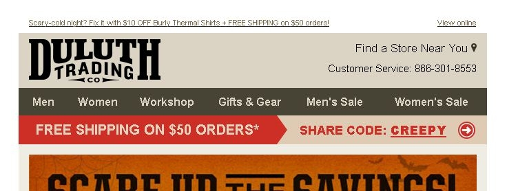 Coupons duluth trading co