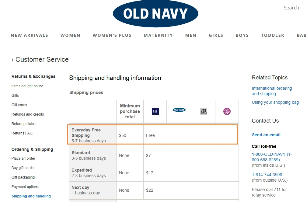 Old Navy Coupons. Old Navy is one of largest retailer which brings to you a huge selection of clothing and accessories with up to date trend, reliable quality and best price.