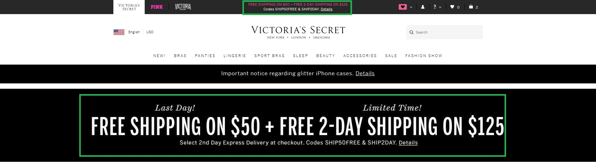 Victoria secret free seamless panty coupon code