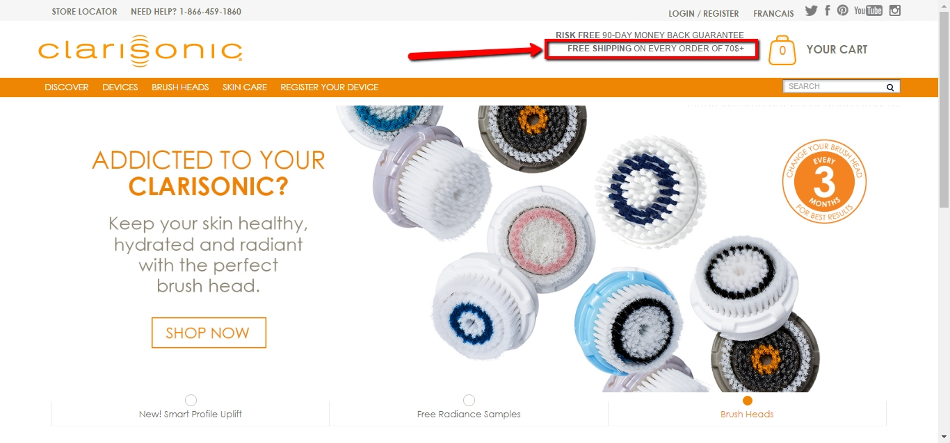 Clarisonic coupon codes