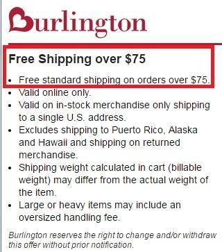 Burlington coat factory coupons printable 2009
