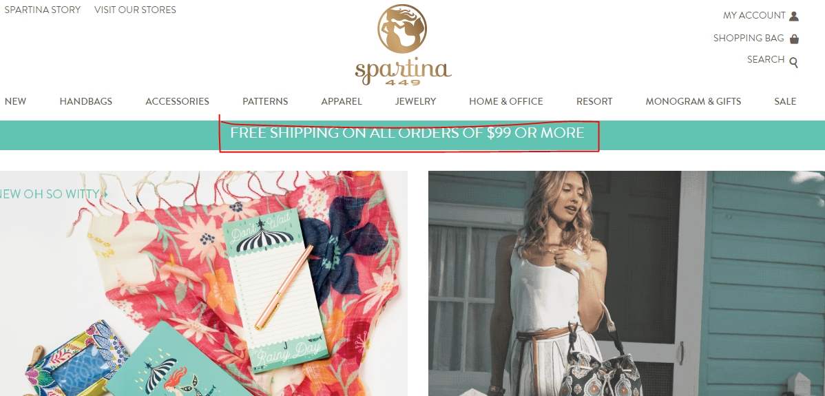 Spartina 449 Oh So Witty