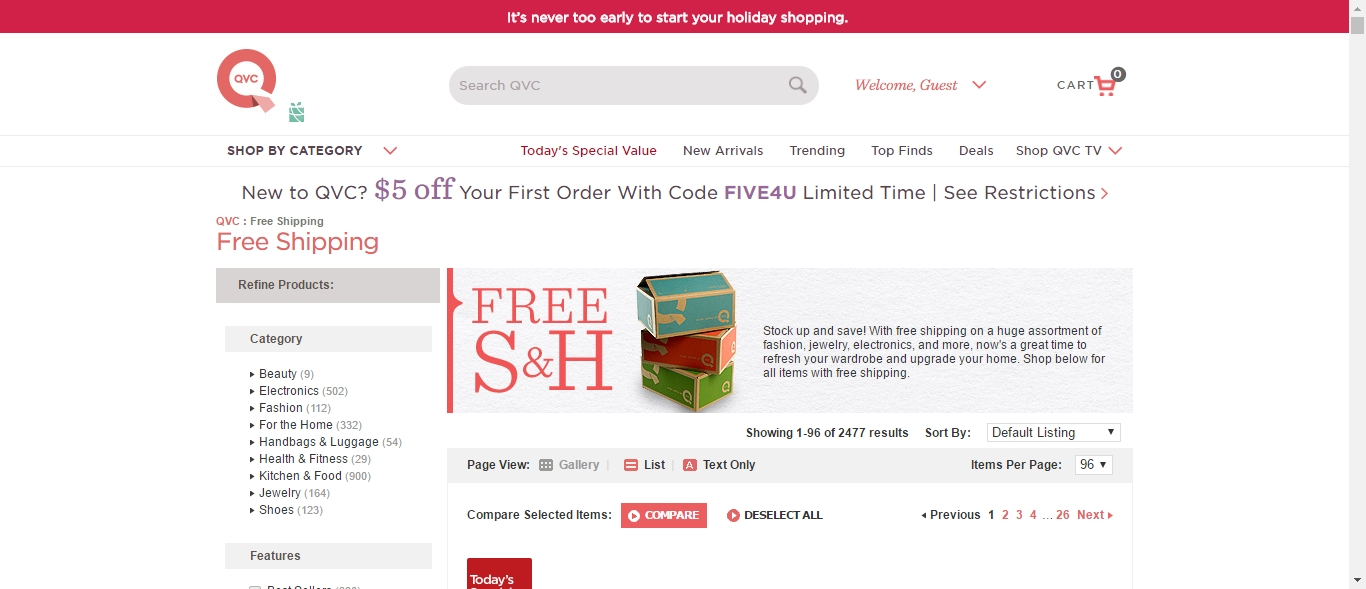 Qvc coupon code 2018