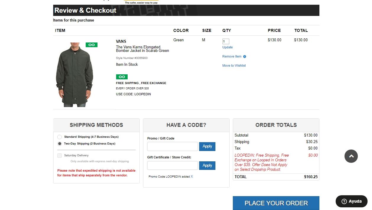 Karmaloop coupon code may 2018