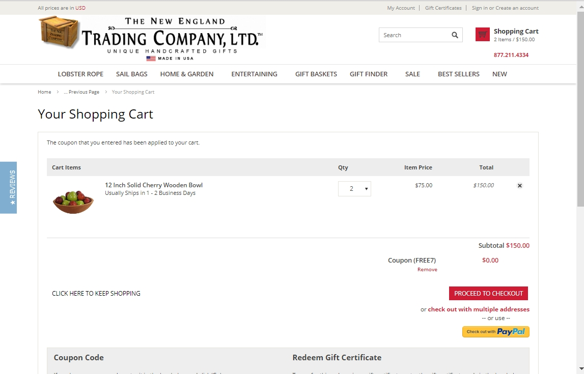For The New England Trading Company we currently have 0 coupons and 0 deals. Our users can save with our coupons on average about $Todays best offer pav-testcode.tk you can't find a coupon or a deal for you product then sign up for alerts and you will get updates on every new coupon added for The New England Trading Company.