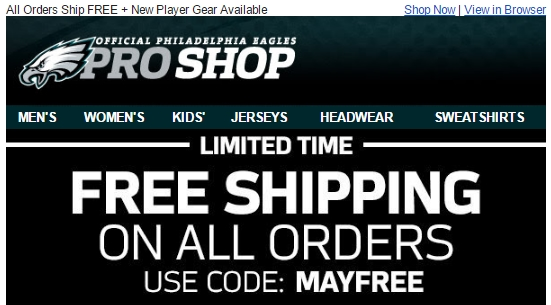 Philadelphia Eagles Promo Codes & Cyber Monday Deals for November, Save with 8 active Philadelphia Eagles promo codes, coupons, and free shipping deals. 🔥 Today's Top Deal: Get 10% Off On Your Order. On average, shoppers save $13 using Philadelphia Eagles coupons from resmacabse.gq