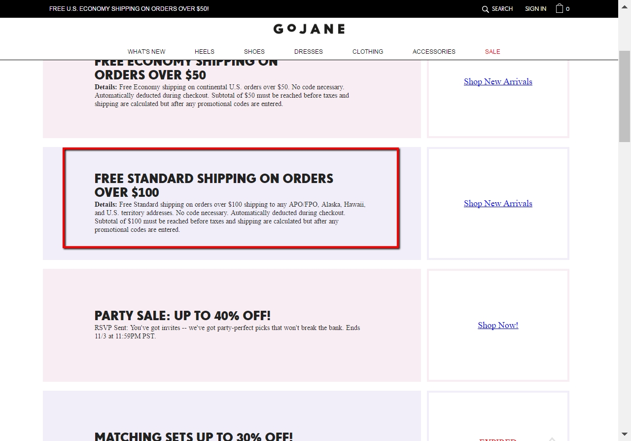 Go jane coupon code