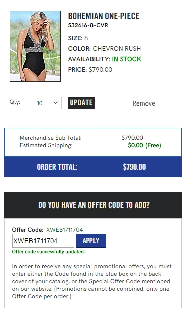 Venus clothing coupon code