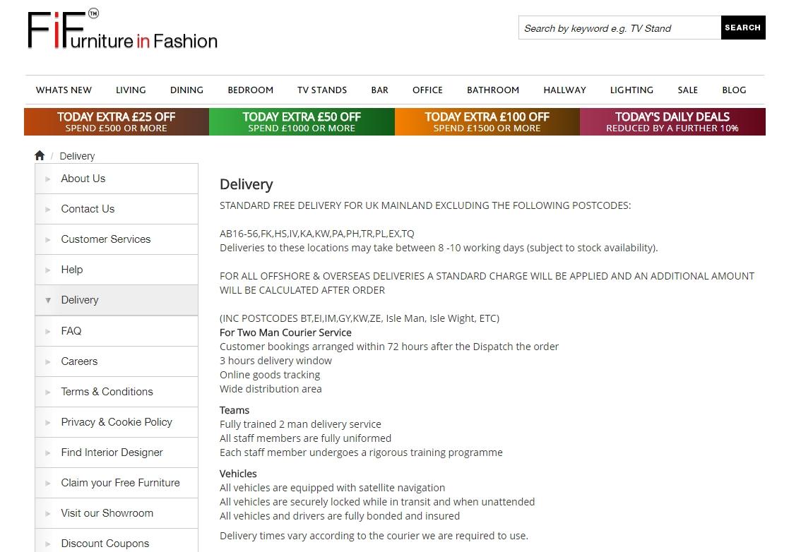 599 fashion free shipping coupon code