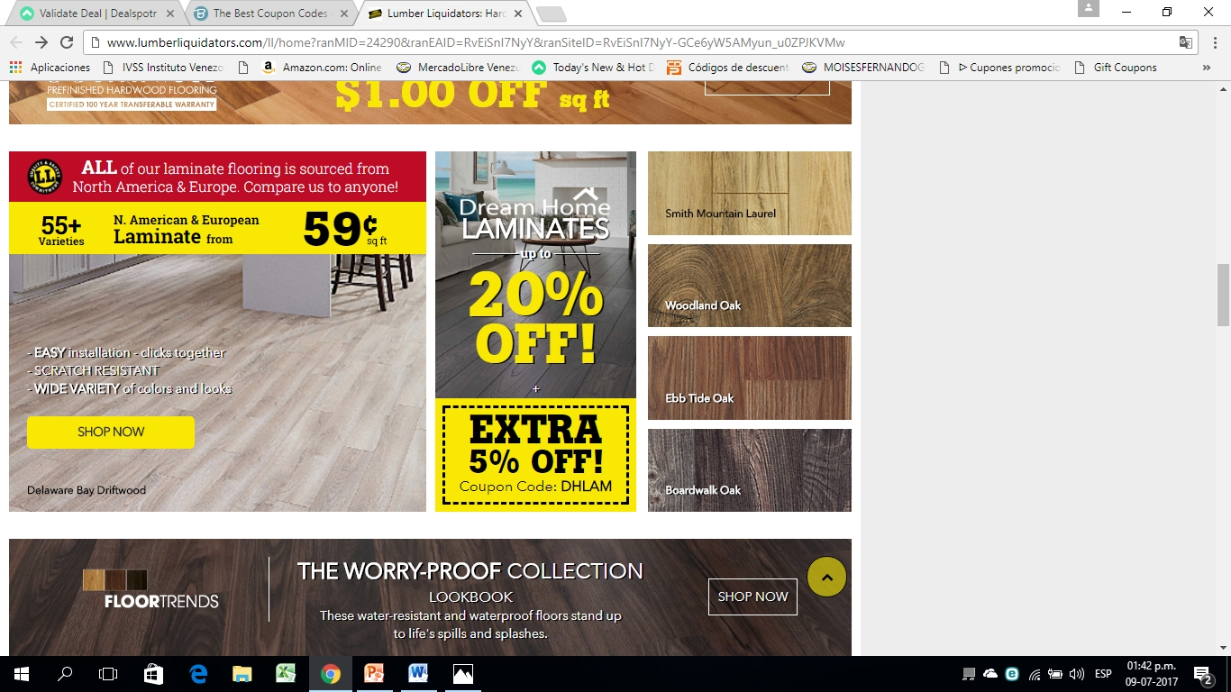 Lumber liquidators coupon code
