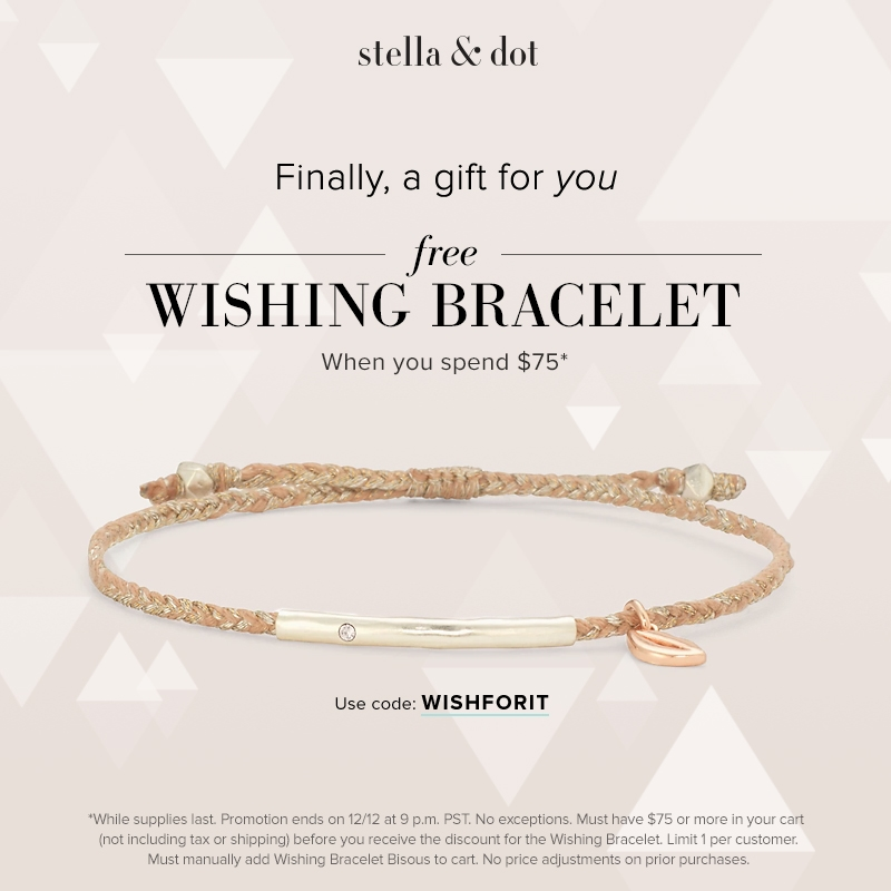 Stella dot coupon code