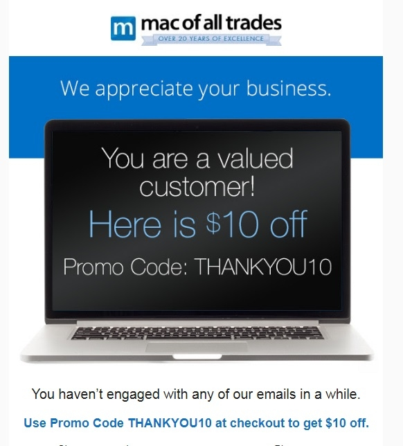 Mac of all trades coupon code
