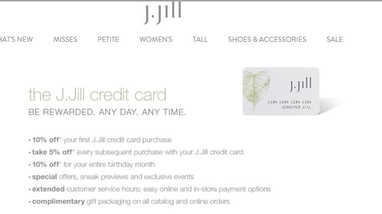 J jill coupon january 2018