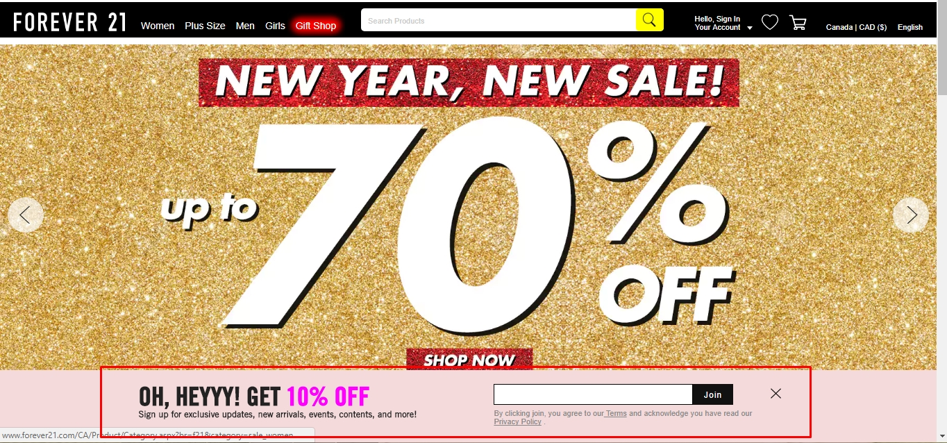 Forever 21 online coupons 10 off