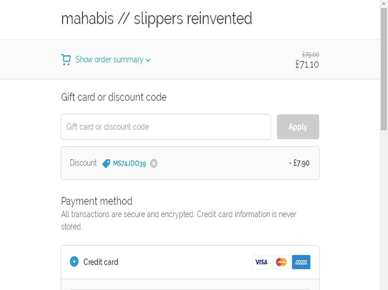 Mahabis coupon code