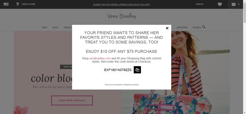 Extra 40% Off Sale | Vera Bradley Holiday Sale