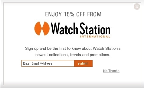 Watch station coupon code
