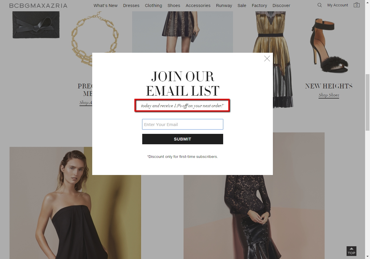 Bcbg coupon code