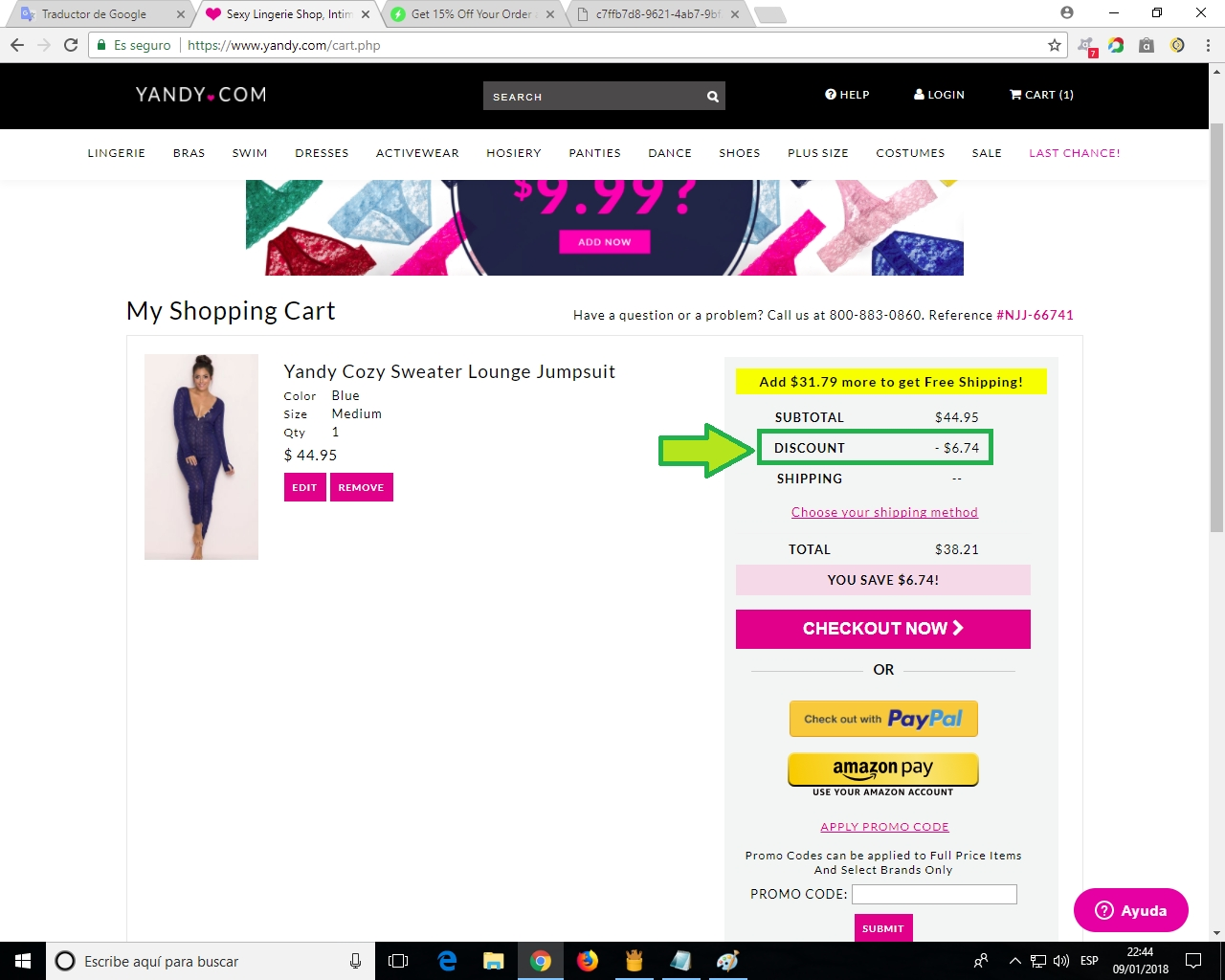 Yandy com coupon code