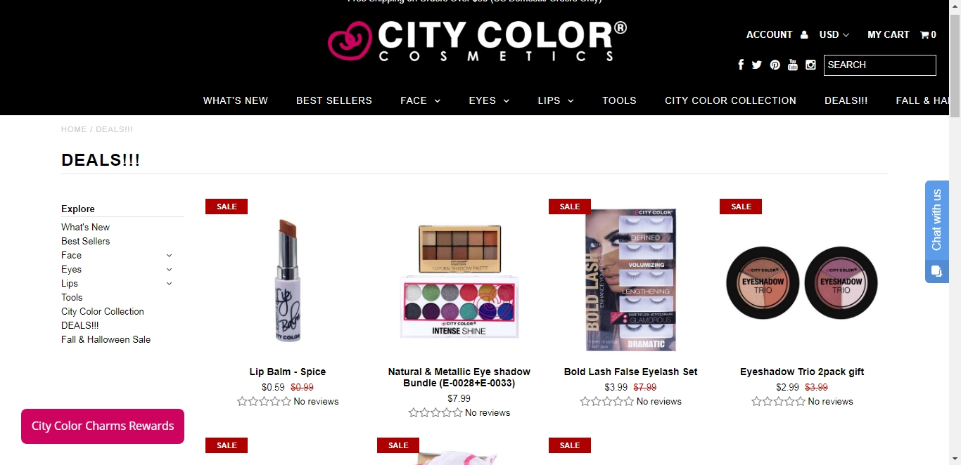 Expired Ace Beaute Cosmetics coupon codes