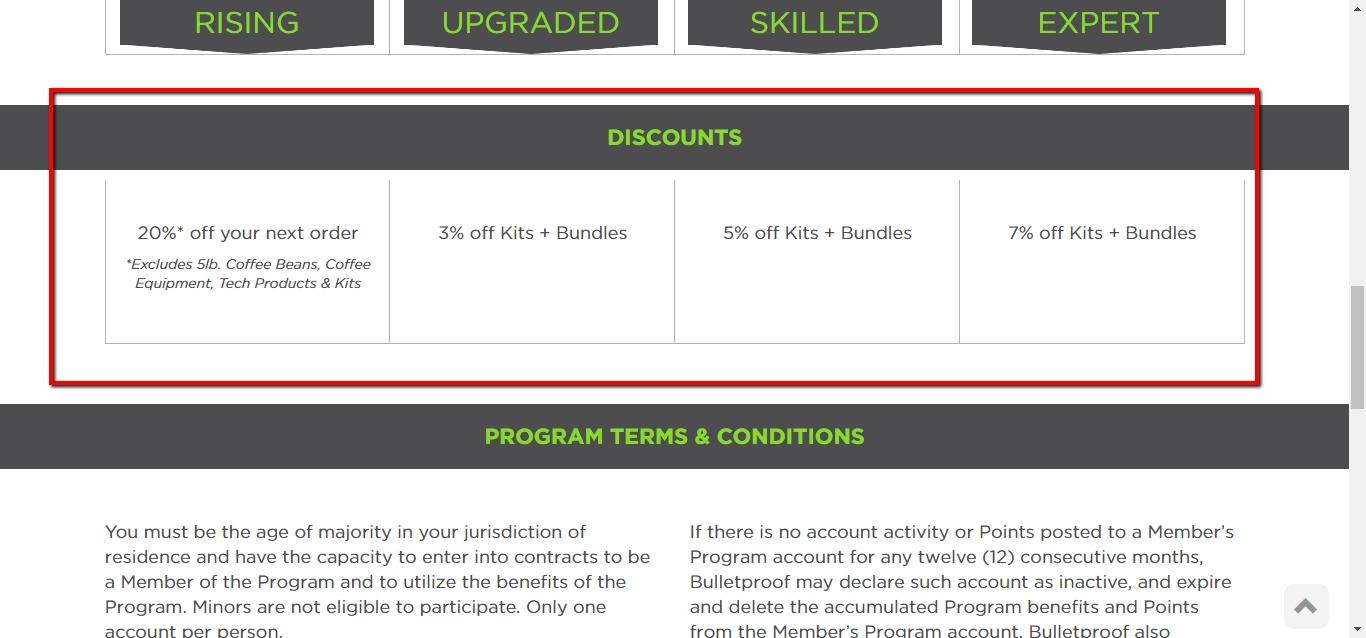 Bulletproof coupon code
