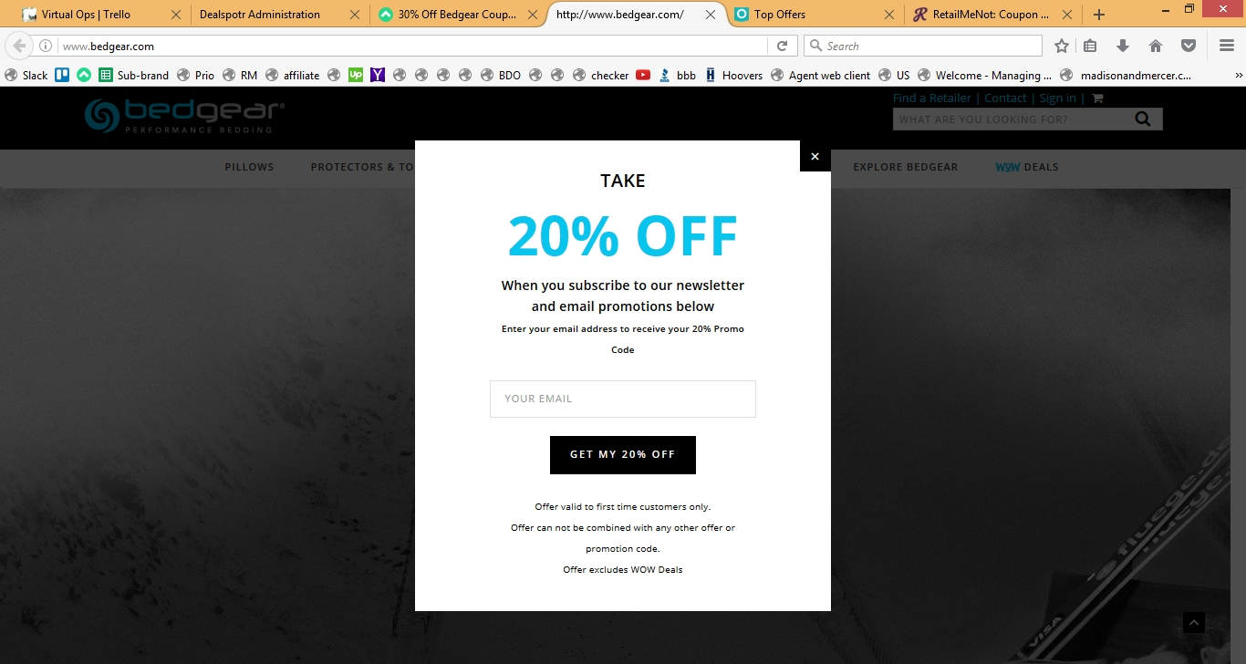 20 off bedgear coupon code 2017 bedgear promo code dealspotr get 20 off with email signup at bedgear