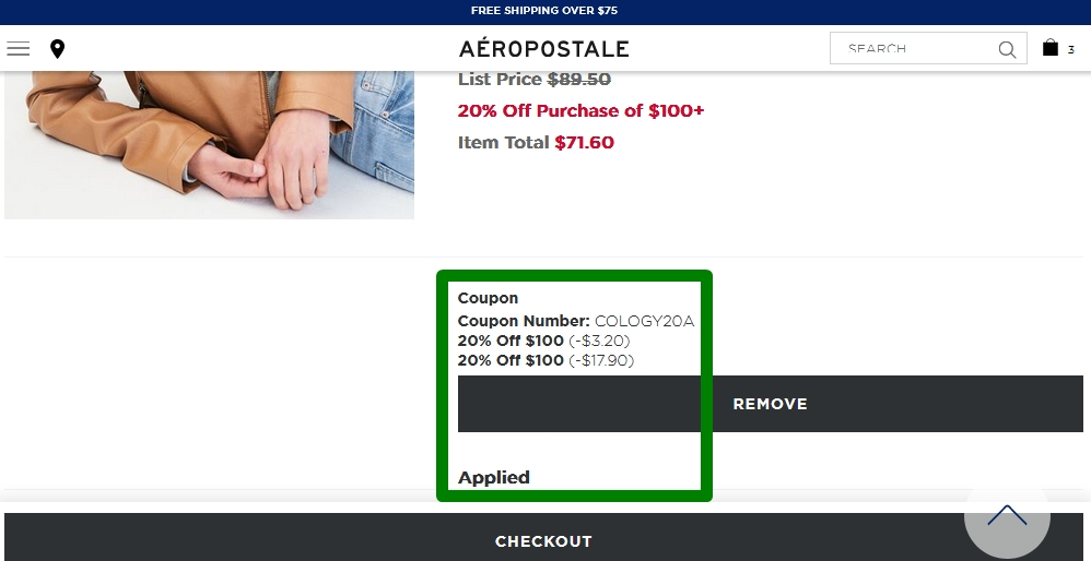 Find the best Aeropostale coupons, promo codes and deals for December All coupons hand-verified and guaranteed to work. Exclusive offers and bonuses up to % back!
