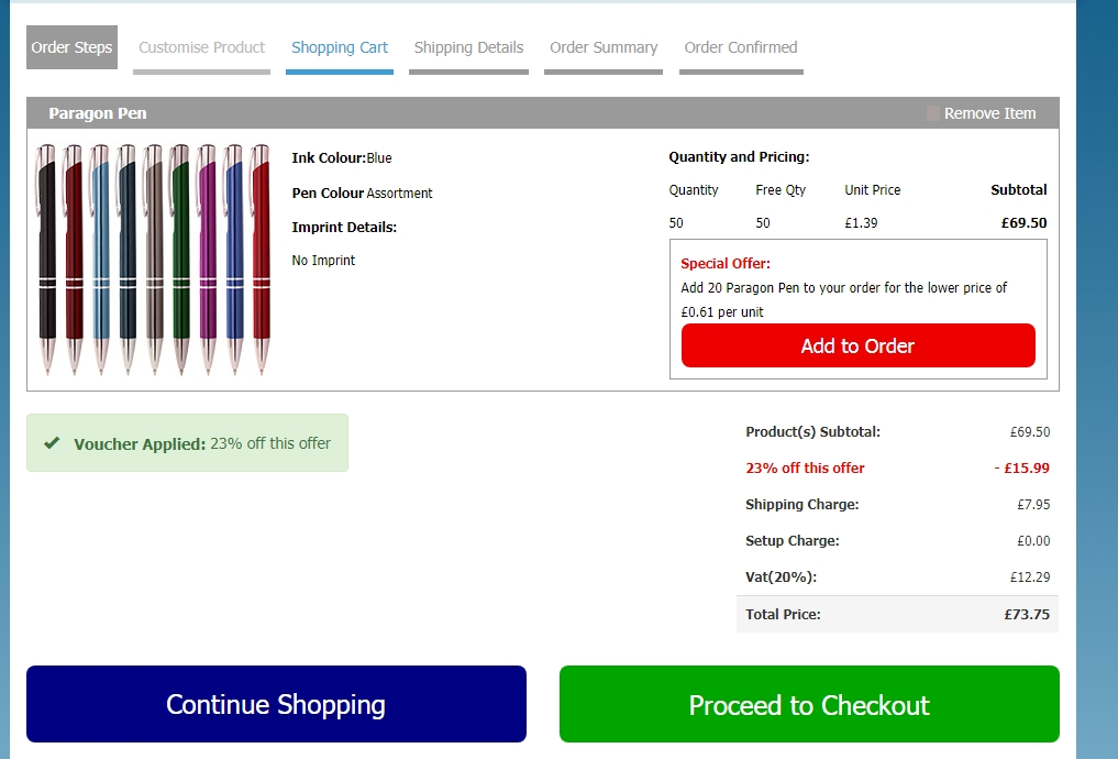 National pen corporation coupon code