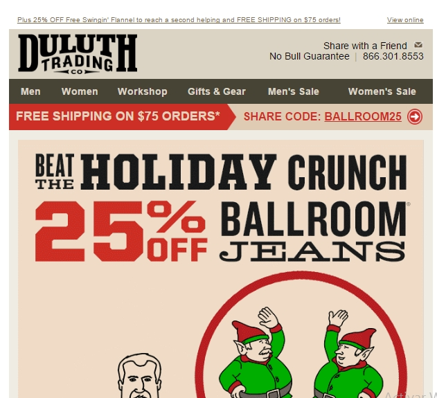 Duluth coupon code