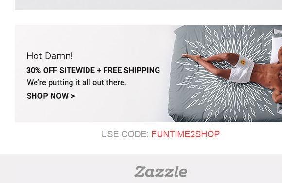 Zazzle uk coupons free shipping