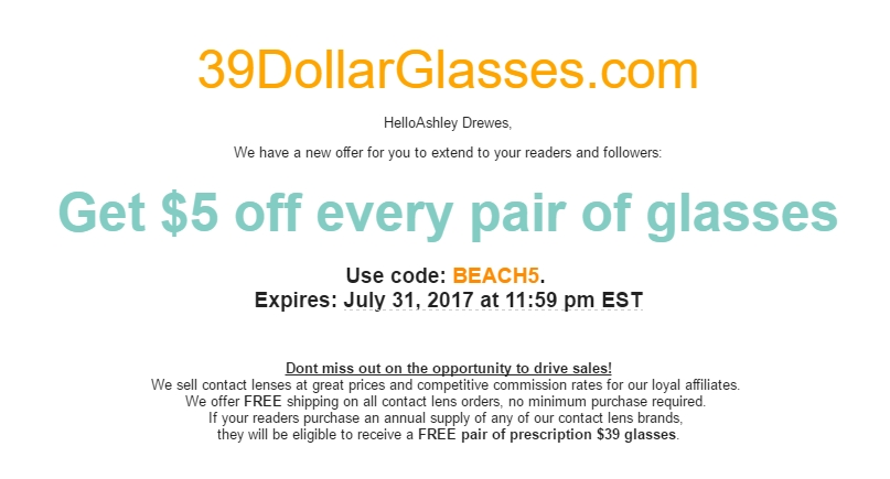 39dollarglasses coupon code