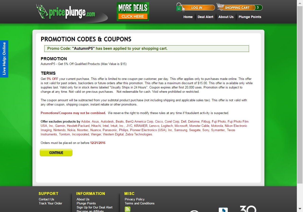 Afaa coupon code