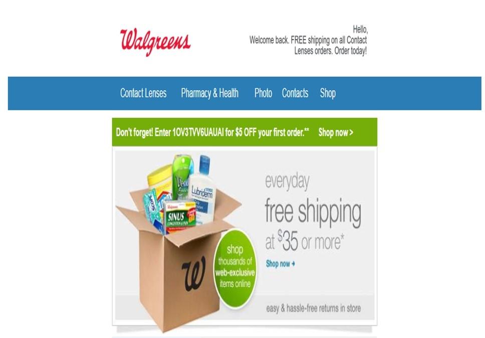Walgreens photo coupon code 2018