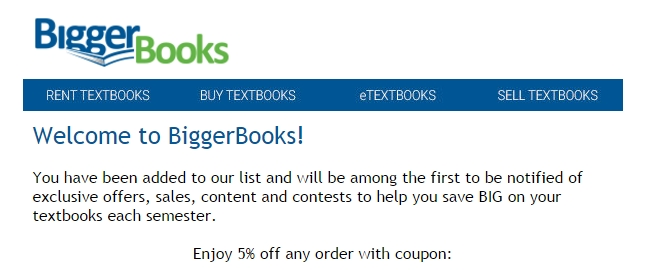 Booksrun coupon code