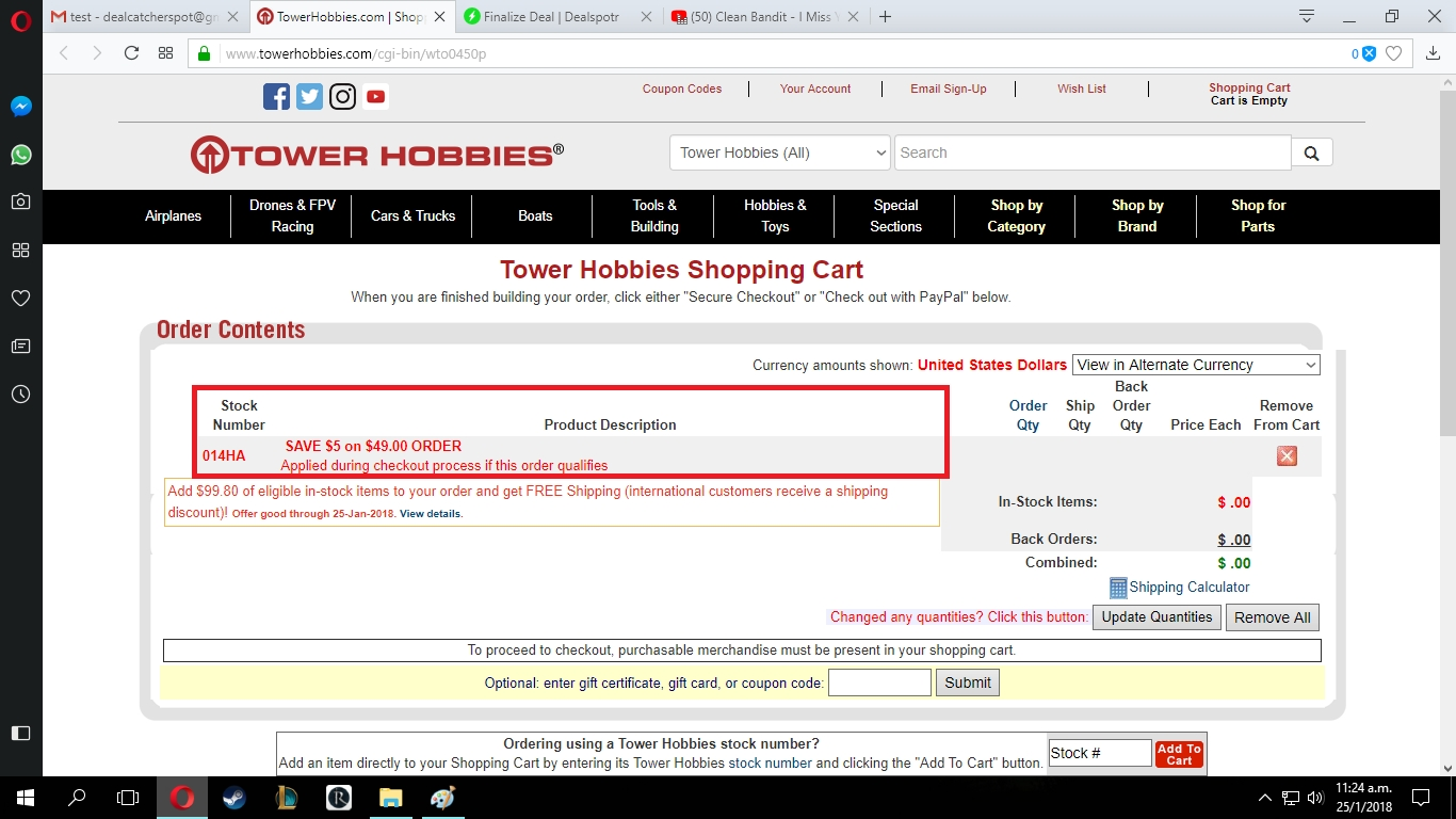 25% Off Tower Hobbies Promo Codes | Top 2019 Coupons ...