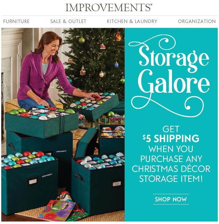 Improvements catalog coupon code