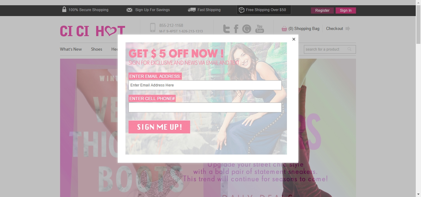 CiCi Hot Coupons, Sales & Promo Codes. For CiCi Hot coupon codes and deals, just follow this link to the website to browse their current offerings.
