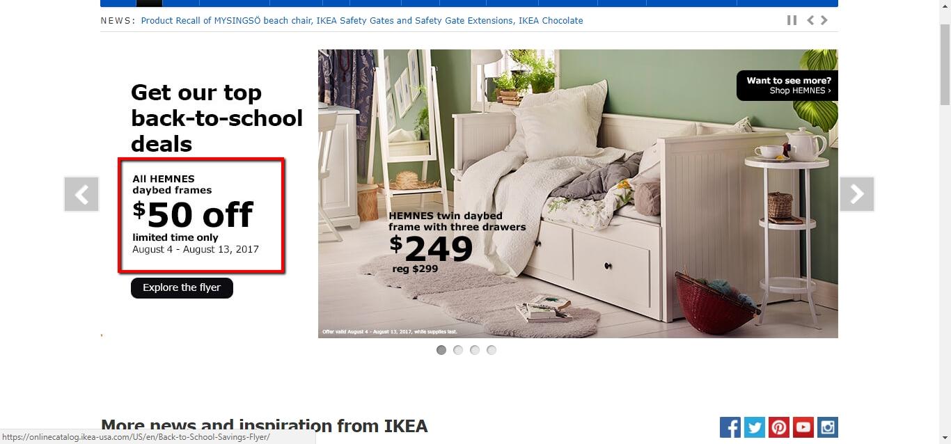 Ikea coupon code 25 off