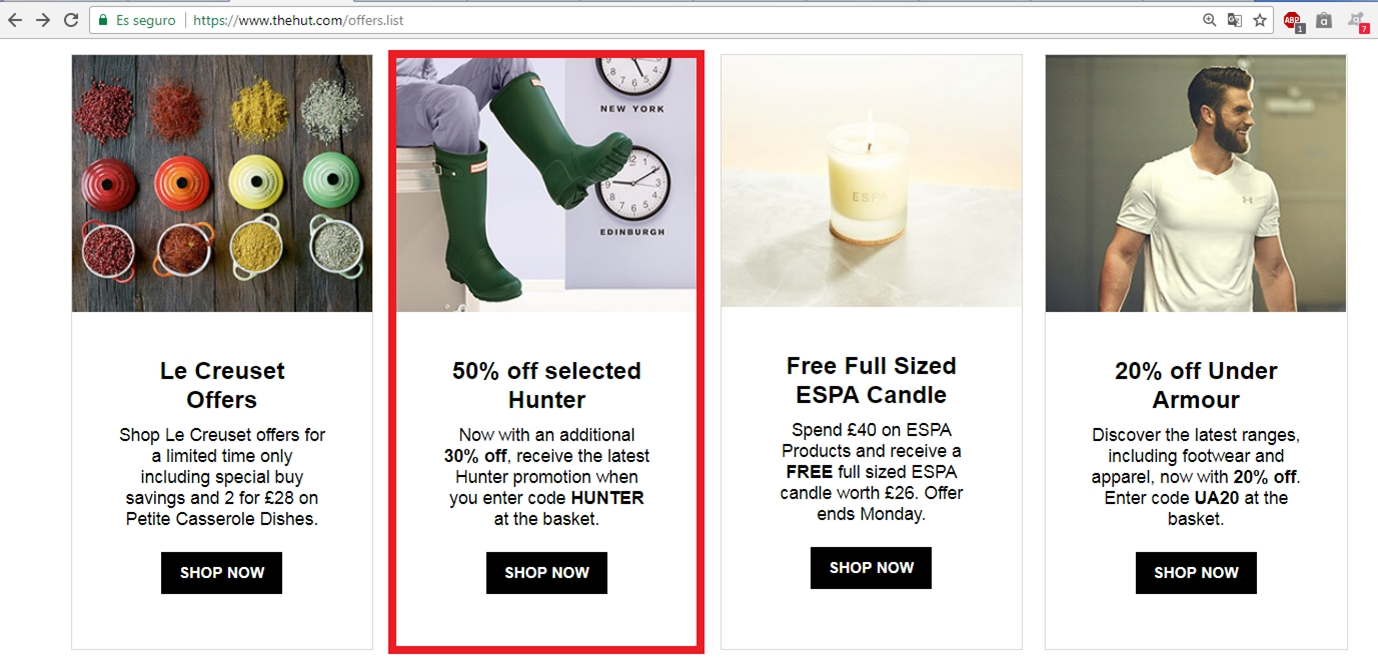 Hunter boots coupon code