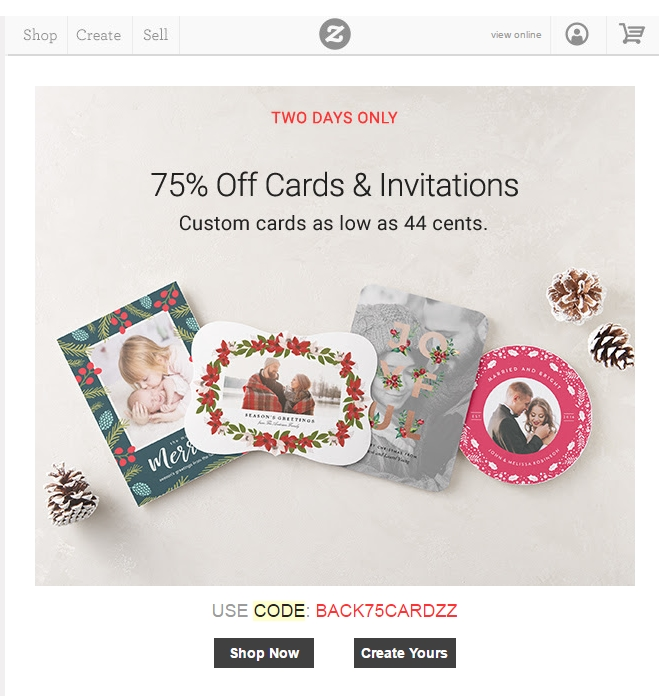 Zazzle 50 off business cards coupon code restaurants deals near me save 20 off on business cards stamps invitations gift certificates with zazzle coupon codes 20 reheart Image collections