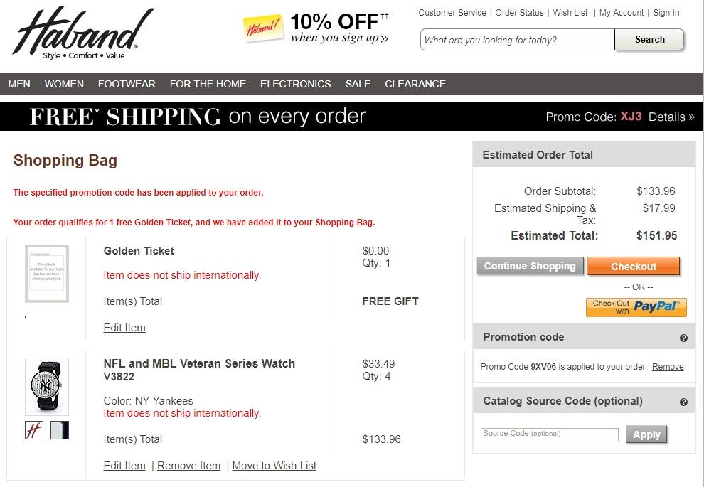 Haband coupon code