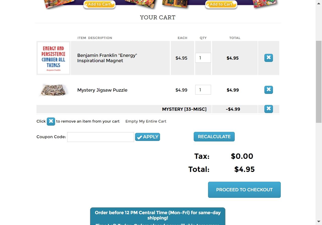 Springbok coupon code 2018
