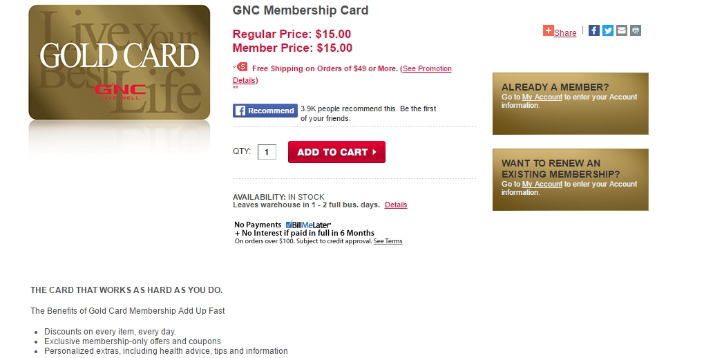 Gnc coupon codes