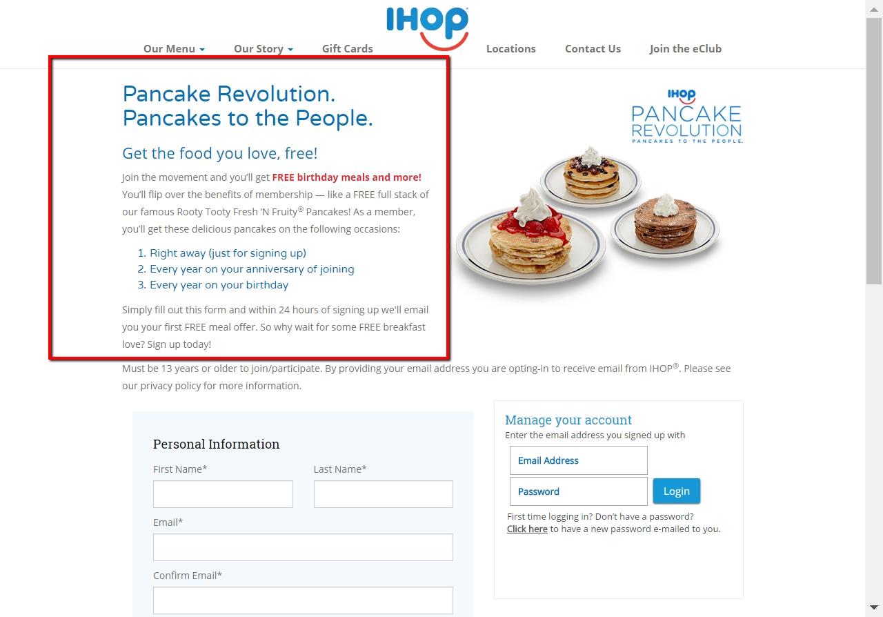 20% Off IHOP Coupon Code | IHOP 2018 Promo Codes | Dealspotr